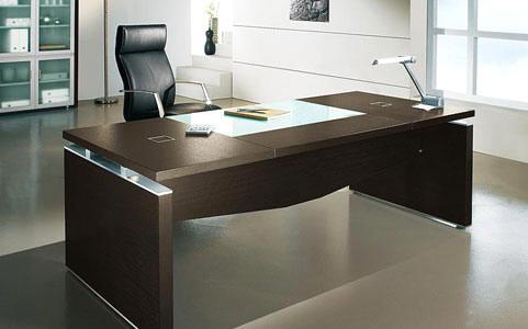escritorio en madera ejecutivo