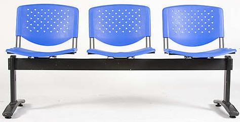 Salas y sillas de espera precios for Sillas sala de espera